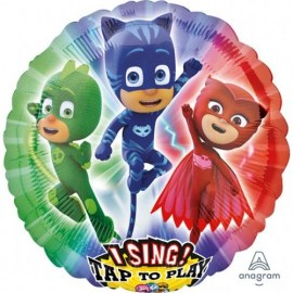 Μπαλόνι Foil Pj Masks Singing